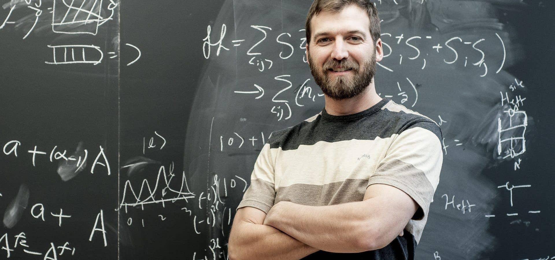 Perimeter Institute Associate Faculty Roger Melko