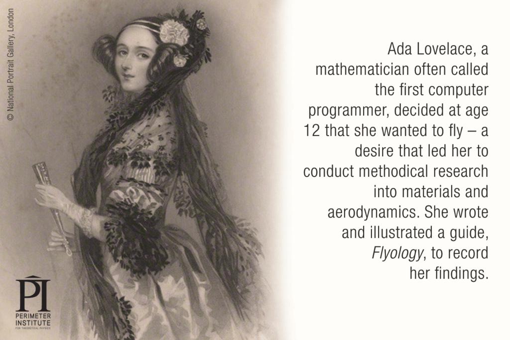 Ada Lovelace Slice of PI
