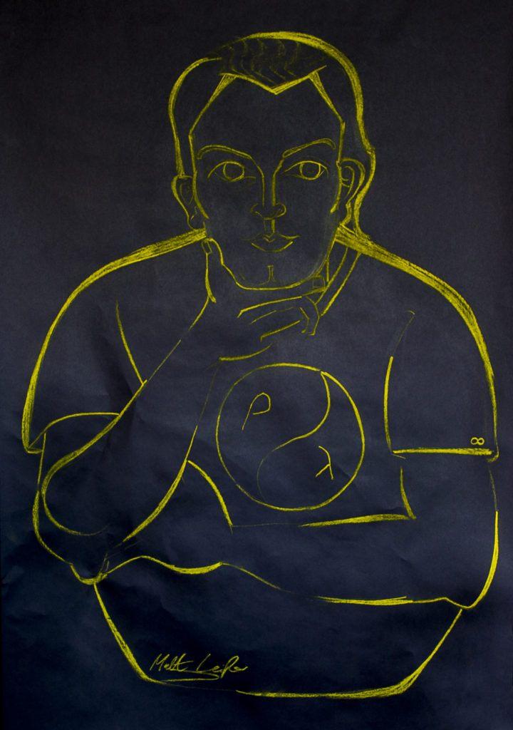 Portrait de Matt Leifer