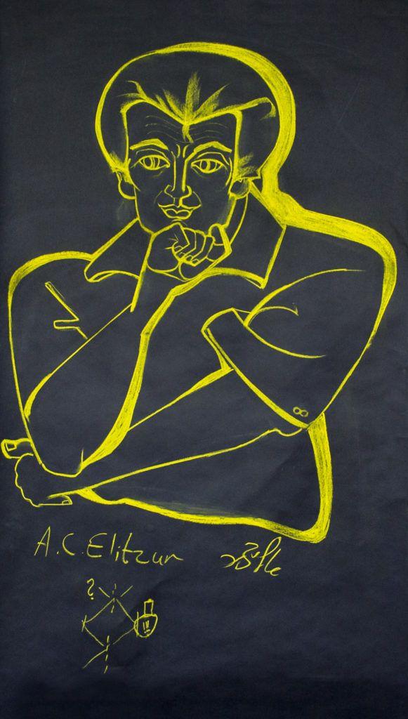 Portrait d'Avshalom Elitzur