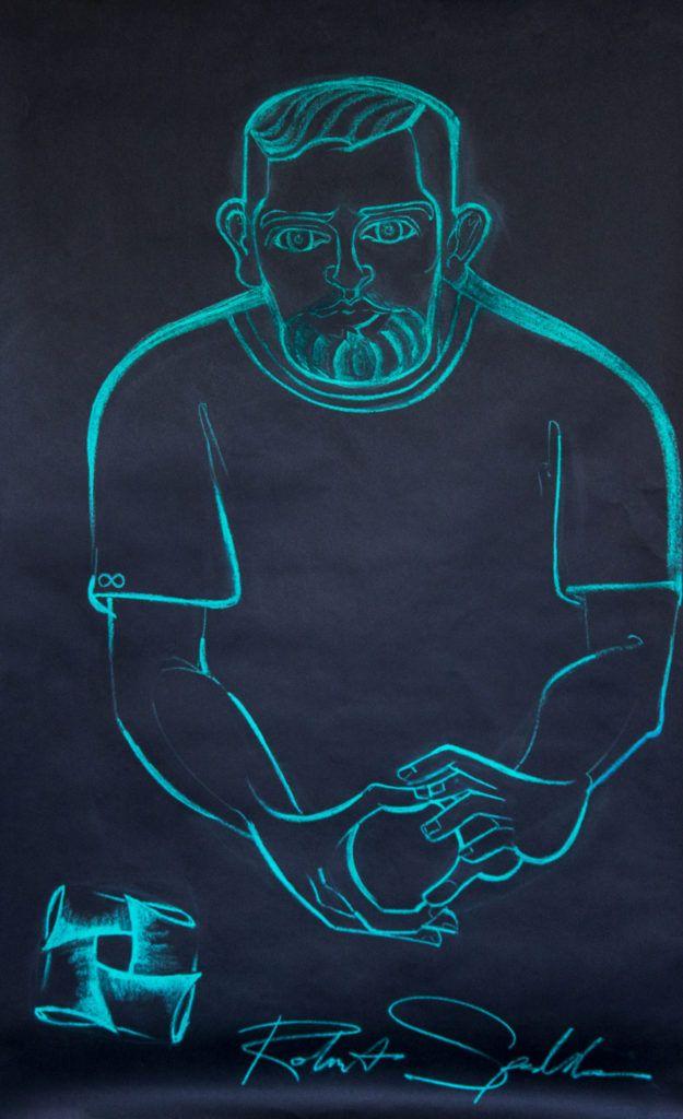 Portrait de Robert Spekkens