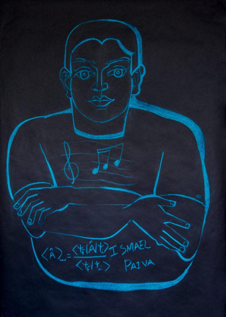 Portrait d'Ismael Paiva
