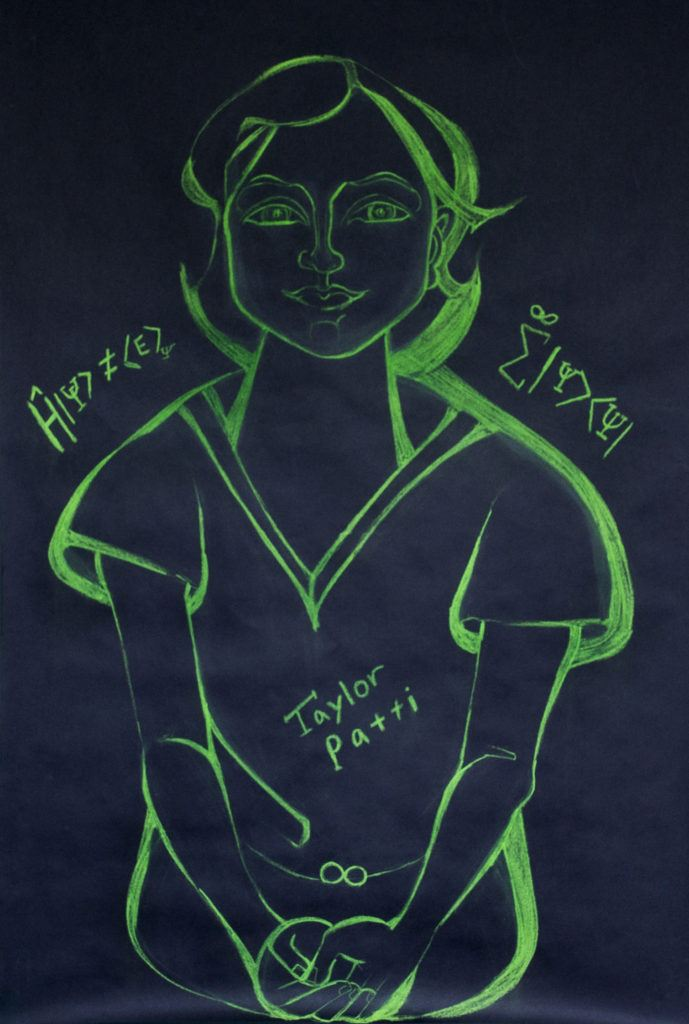 Portrait de Taylor Patti