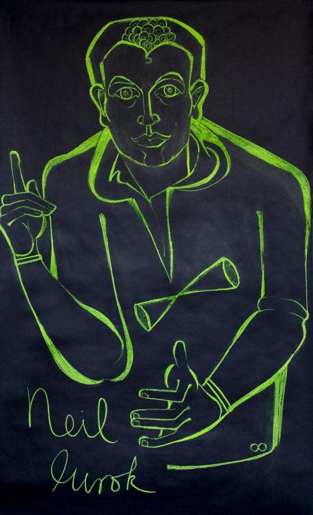 Portrait de Neil Turok