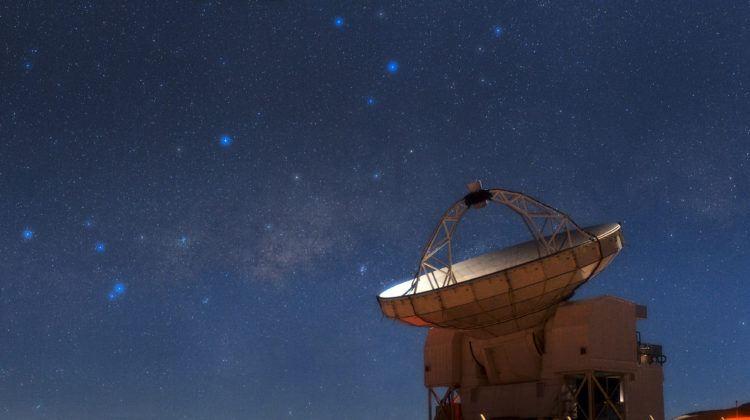 EHT telescope