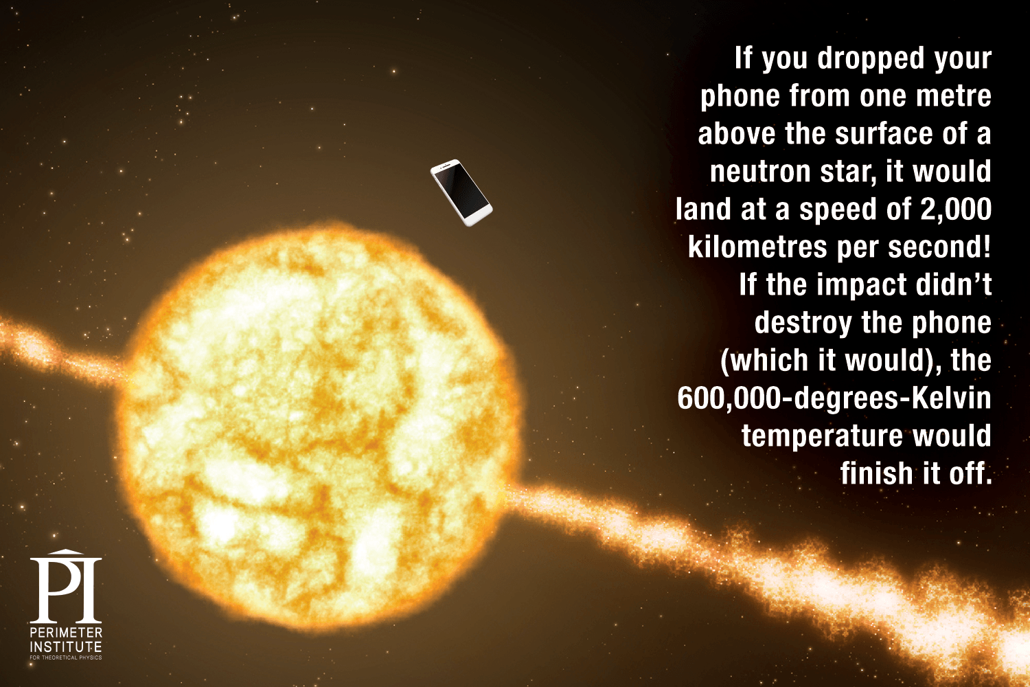 neutron star facts