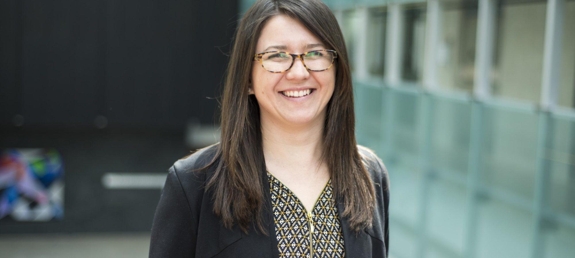 PSI Fellow Agata Branczyk