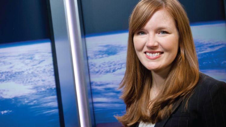Astrophysicist Amber Straughn