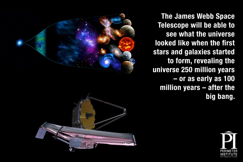 big bang james webb