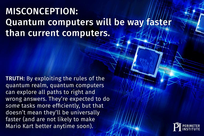 quantum computer speed