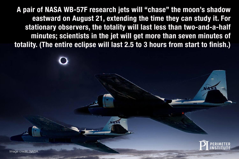 jets nasa eclipse