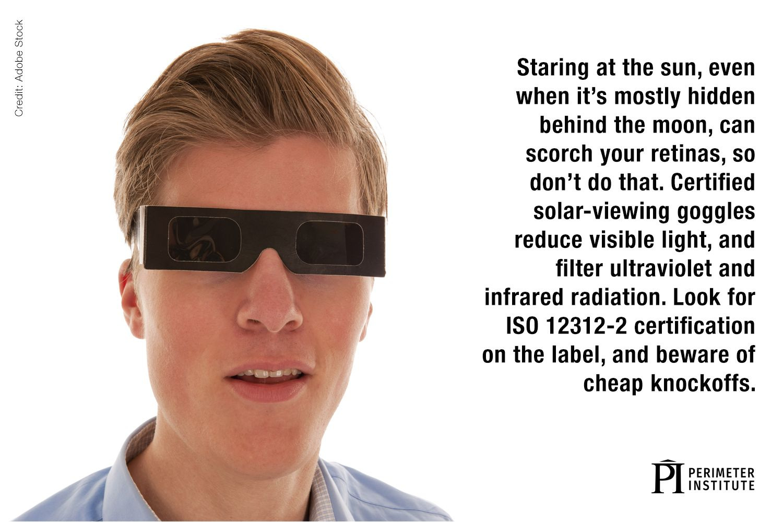 Eclipse goggles