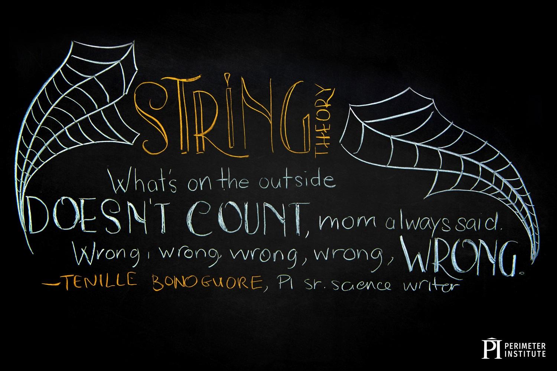 string theory haiku