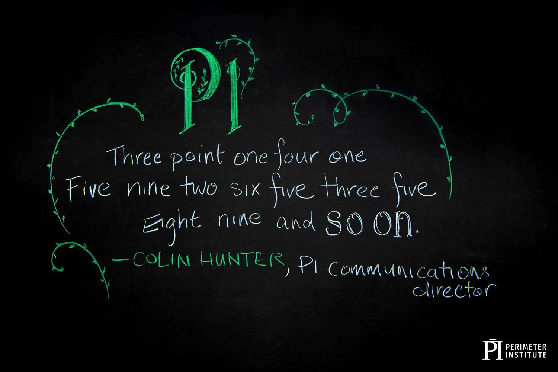 pi haiku