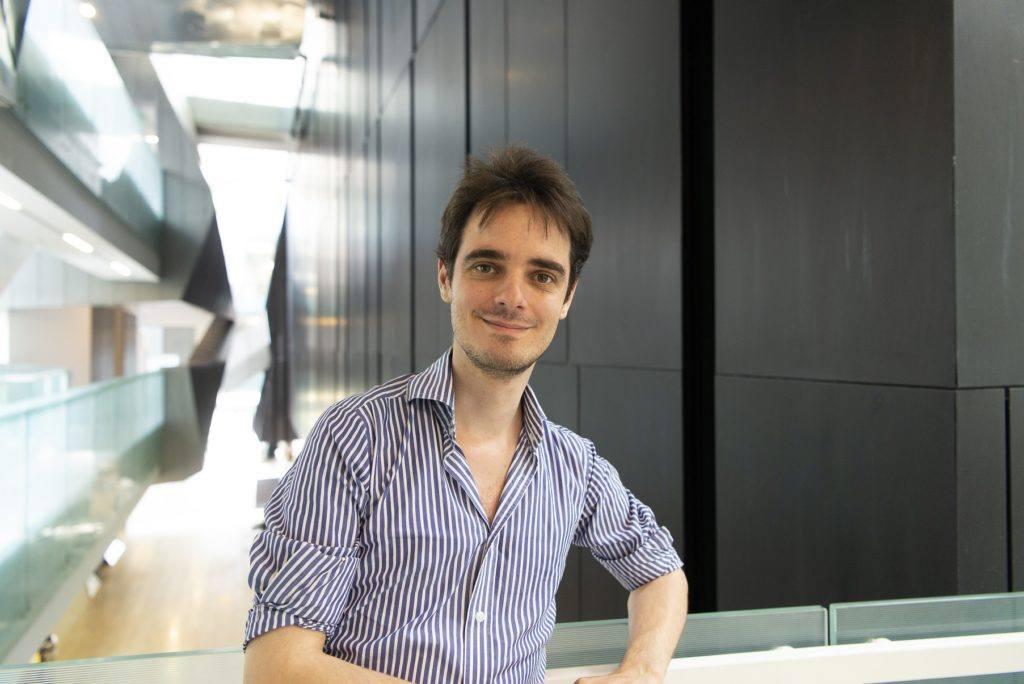 Denis Rosset, ancien postdoctorant à l'Institut Périmètre