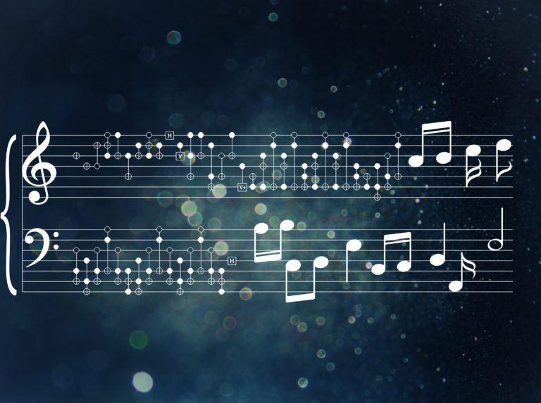 quantum and music