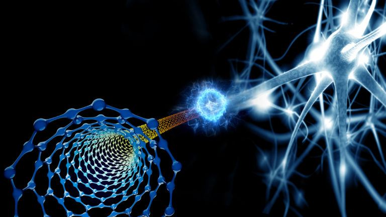 Nanoscience meets neuroscience