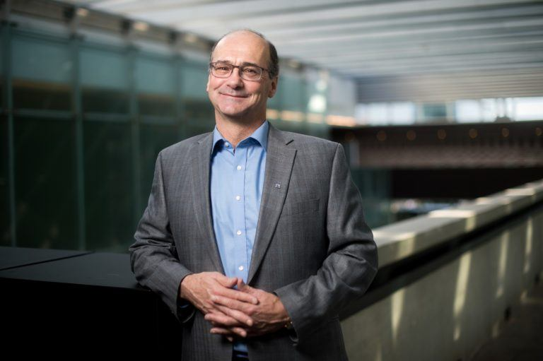 Perimeter Institute Director Robert Myers.