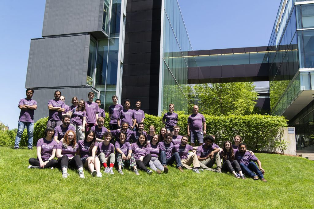 Undergraduate Theoretical Physics Summer Program 2019