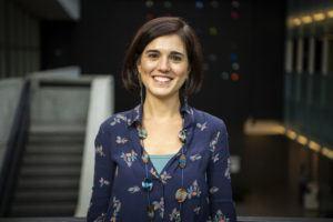 Perimeter postdoctoral researcher Flaminia Giacomini