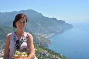 Flaminia Giacomini, postdoctorante à l'Institut Périmètre