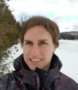 Laura Bernard, former postdoctoral researcher at Perimeter.