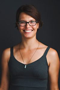 Maite Dupuis, Assistant Director of Academic Programs at Perimeter