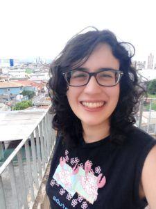 Marina Maciel Ansanelli, étudiante à la maîtrise dans le programme PSI