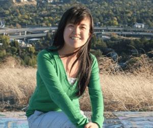 Qiao (Elaine) Zhou, postdoctorante à l'Institut Périmètre