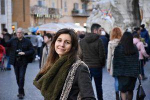 Perimeter PhD student Laura Sberna